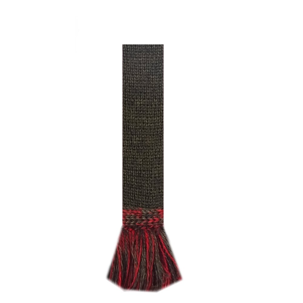 House of Cheviot Angus Sock – With Garters (Spruce)