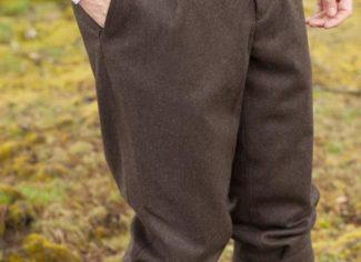 Laksen Turnerkamp Loden CTX Breeks – Brown