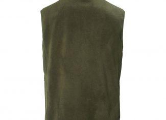 Musto Glemsford Fleece Gilet – Dark Moss