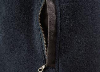 Musto Glemsford Fleece Gilet – True Navy