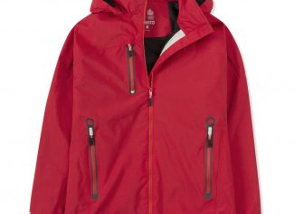 Musto Sardinia BR1 Jacket – Red