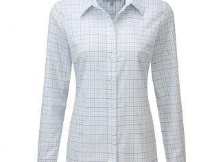 Schoffel Tattershall Shirt – Blue