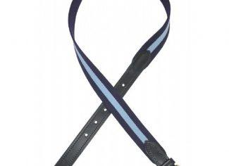 Brady Web Belt – Navy/Blue