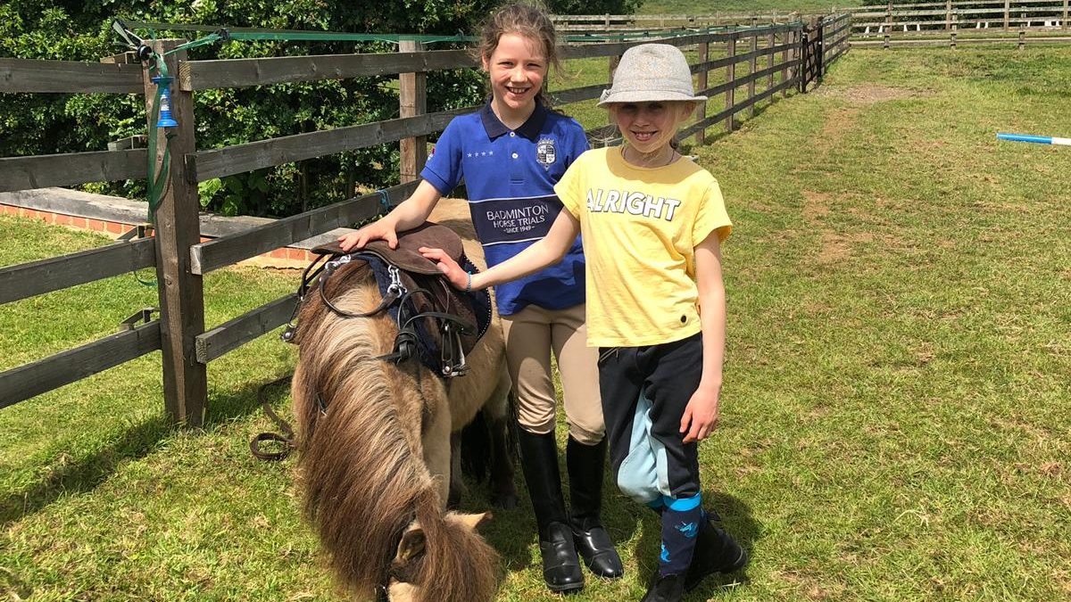Church Open Day at Dassett Eventing