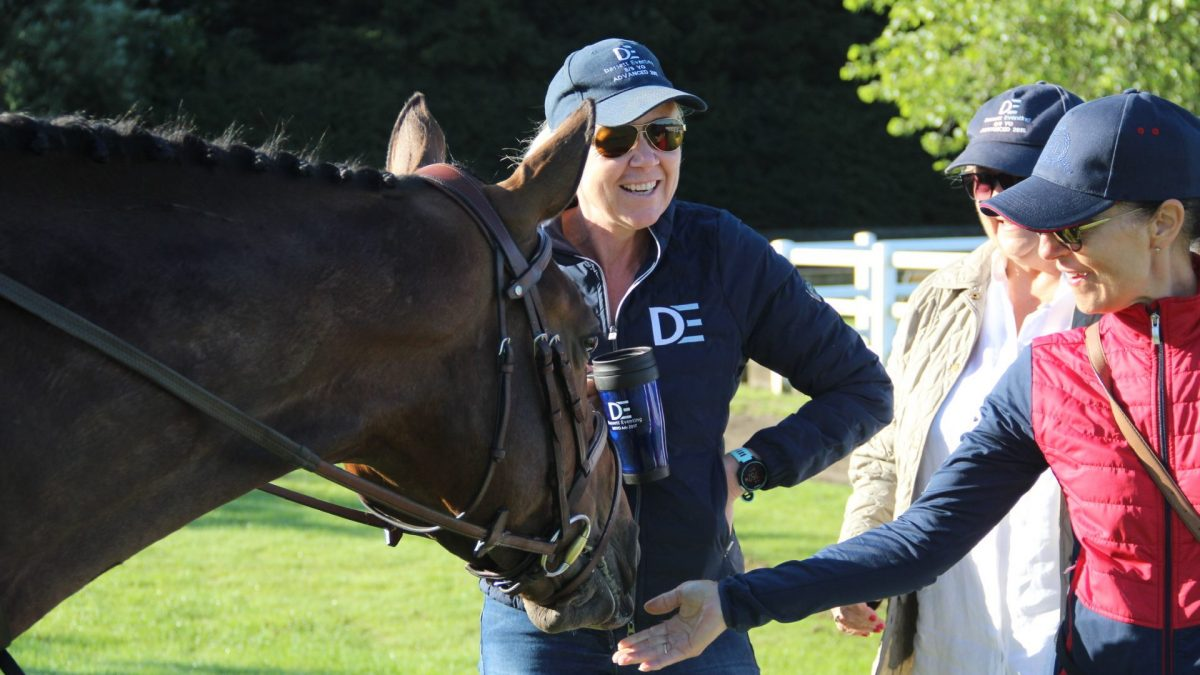 The 'Eventing' is Back in Dassett Eventing! (Aston Report)