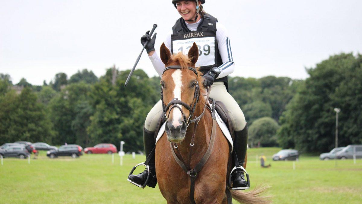 WINNER WINNER at Cholmondeley Castle!