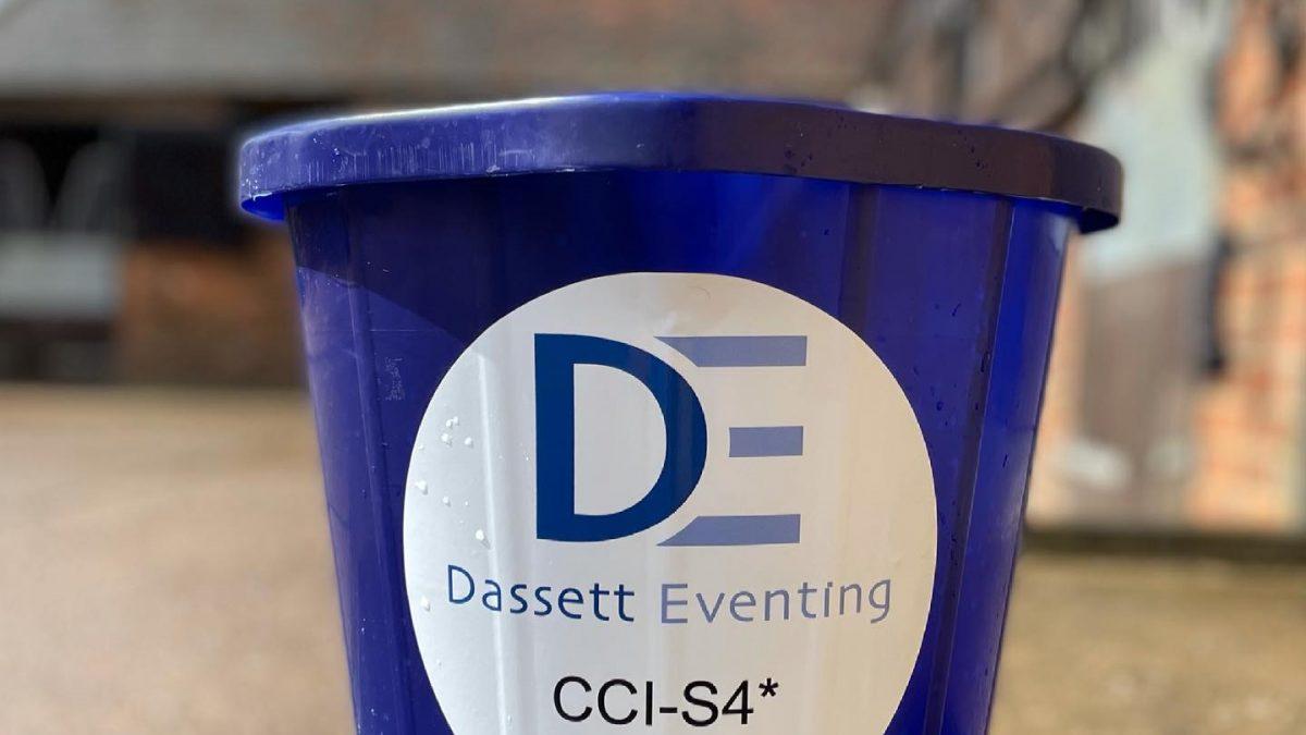 The Dassett Eventing CCI-S4* at Aston-le-Walls!