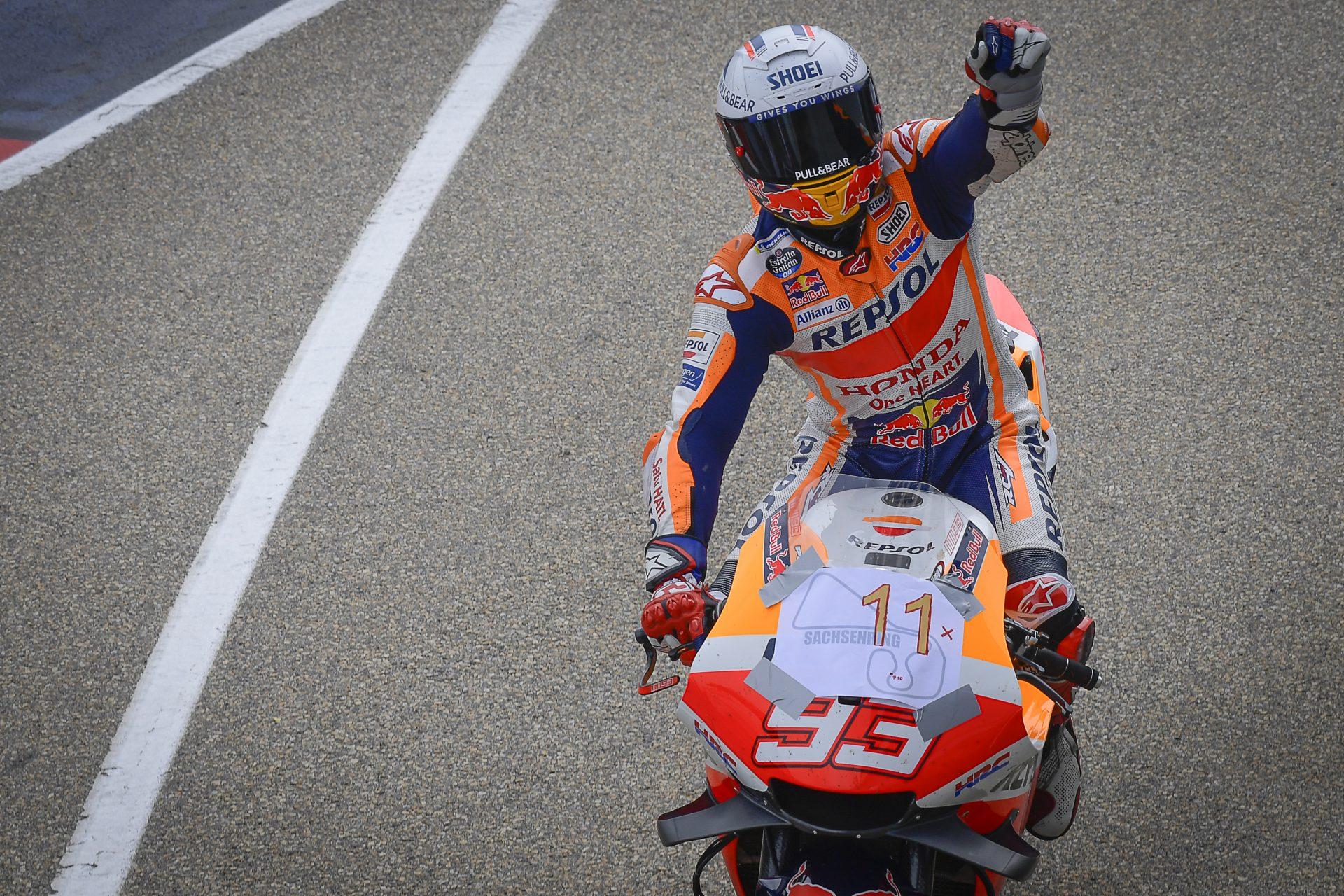 #KingOfTheRing: Marquez returns to claim his throne