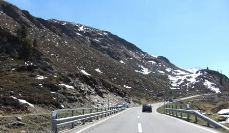 The Flüela Pass