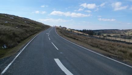 Hirwaun to Beacon Reservoir