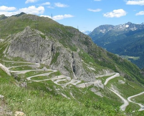 Trans-Alpine Adventure