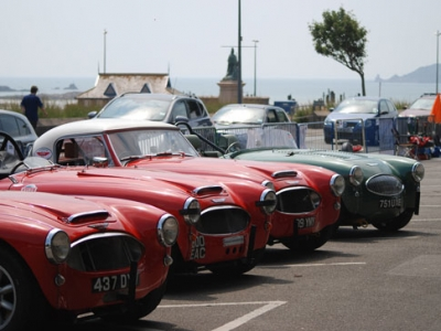 Jersey International Motoring Festival