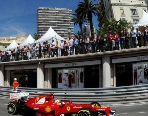 Fireball Monte Carlo Rally