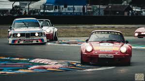 Le Mans Classic Race Tour