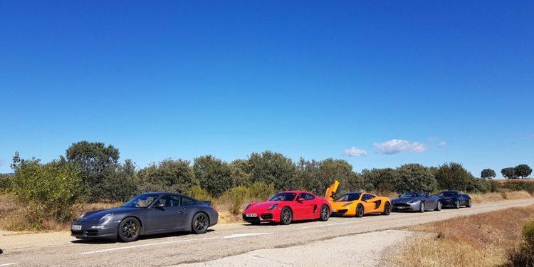 Petrolhead Spanish Tour