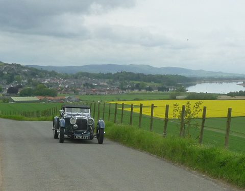 Classic Car Tours MK