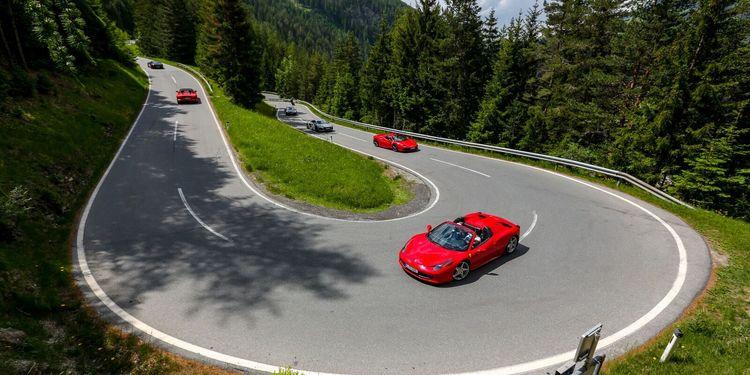 Alpine Passes Tour