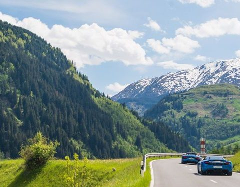 Alpine Passes Tour