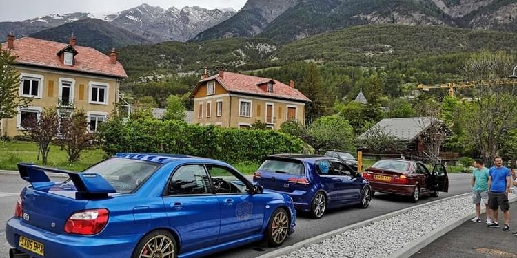 The Alpine Run