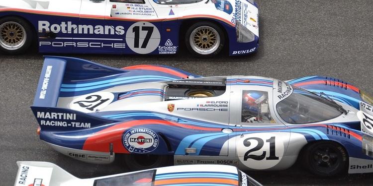 Le Mans Classic Tour