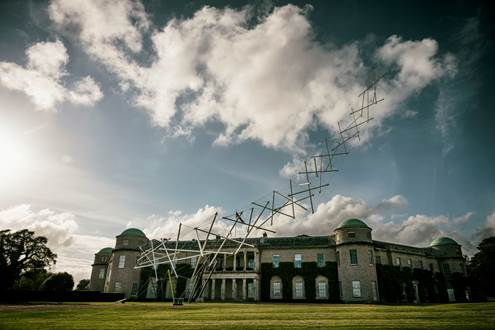 Goodwood Festival of Speed makes a welcome return