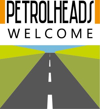 Petrolheads Welcome Logo