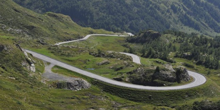 St. Morits & Stelvio Pass