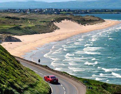 Causeway Coast Ireland