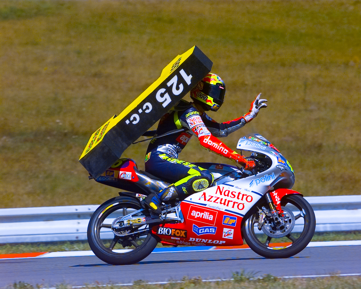 Valentino Rossi announces his retirement from Grand Prix racing