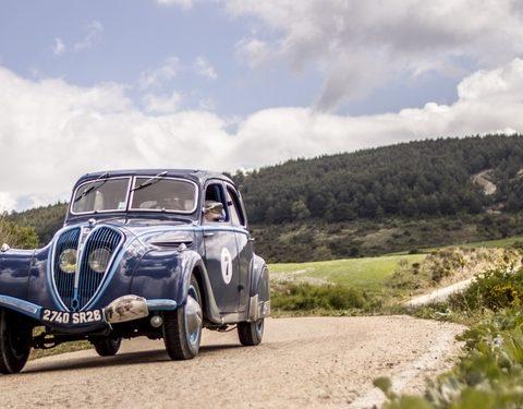 Gordon Bennett Classic Car Run