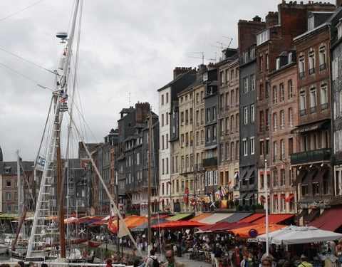 Honfleur and the Loire Valley Tour