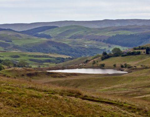 Aberystwyth to Llangurig