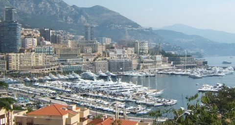 French Riviera and Monte Carlo