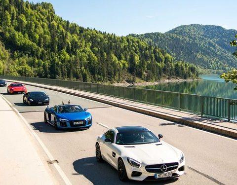 European Supercar Tour + Monaco Grand Prix