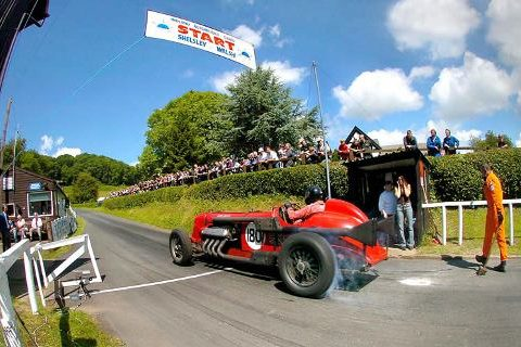 Leominister to Shelsley Walsh