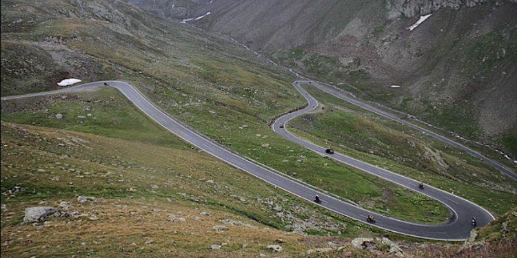 Passo Del Rombo