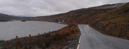 Invergarry to UIG on the Isle of Skye