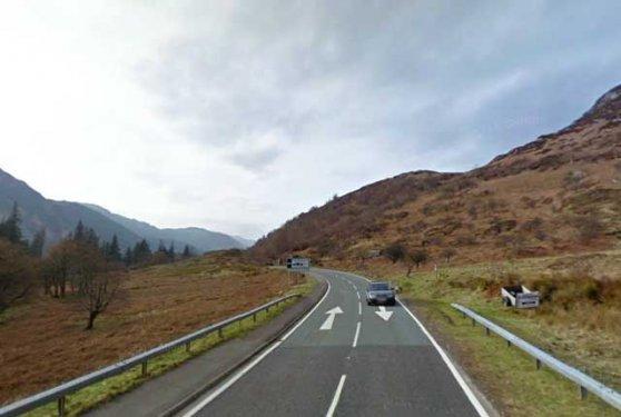 Invergarry to the Isle Of Skye