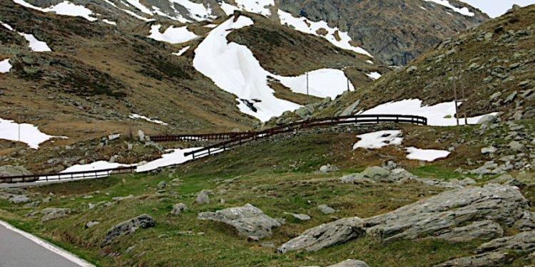 The Splugen Pass