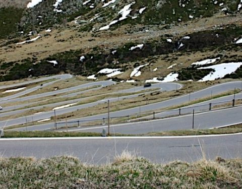 The Splugen Pass