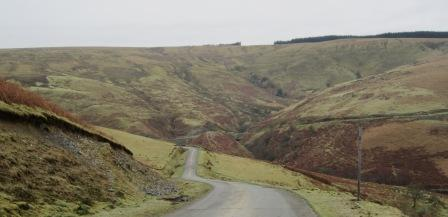 Abergwesyn Mountain Road