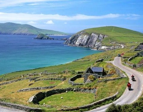 Irelands Wild Atlantic Way