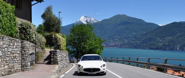 Lake Como Driving Holiday