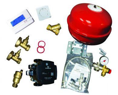 Single Boiler Pack