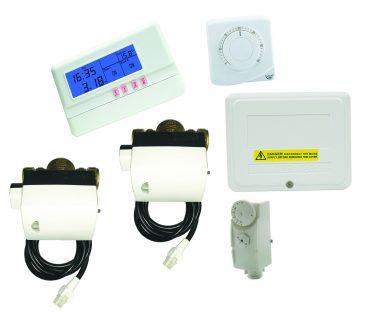 EC10011 twin ch heat pack