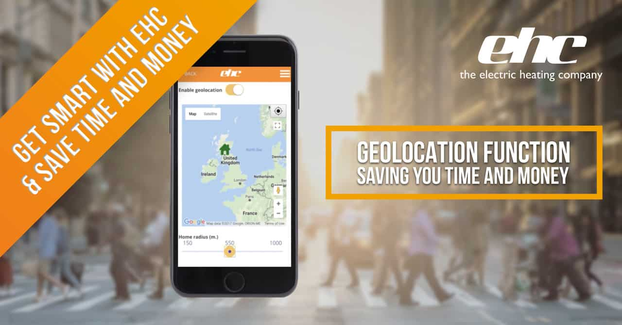 Geolocation! Another step towards a smarter home.