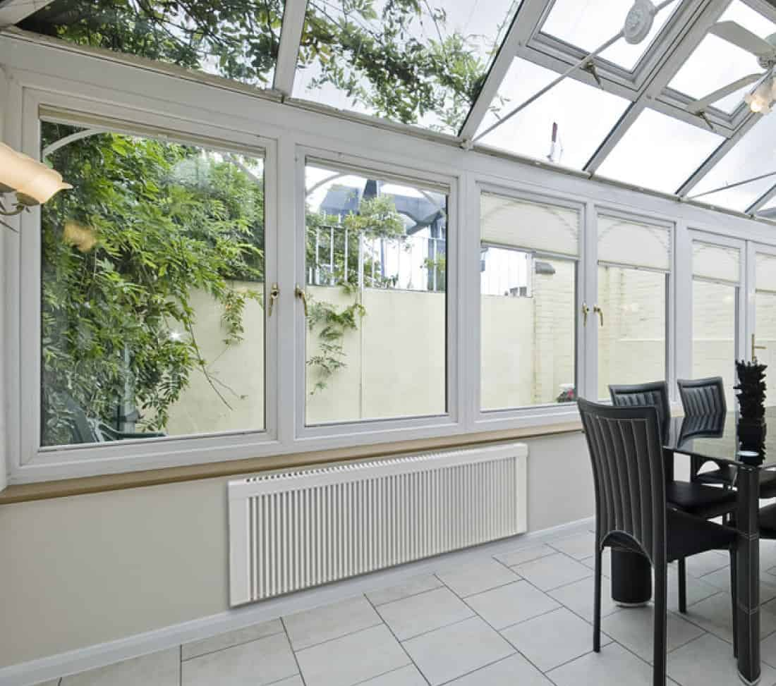 Conservatory Heating by EHC
