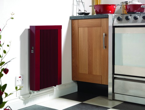 Coloured Radiators now Available from Electric Heating Company