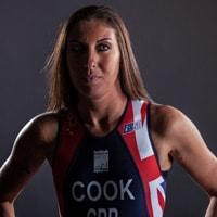 EHC Sponsor Team GB Triathlete Claire Cook