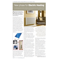 Housing Association – New Phase for Electric Heating